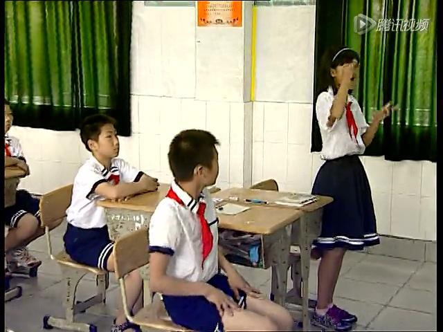 浙江省宁波市聋哑学校精品课展示