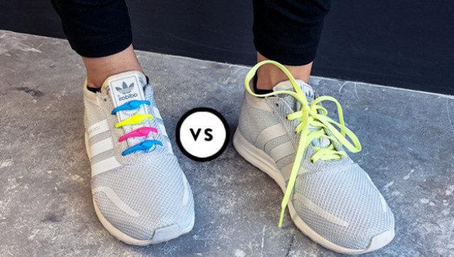 2.0运动鞋带让穿鞋脱鞋都简单