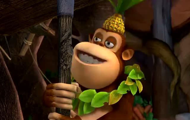 熊出没:吉吉国王找至尊权杖 相当丛林之王