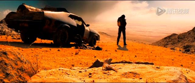 《疯狂的麦克斯4》先导预告 汤姆·哈迪上演末路狂飙截图