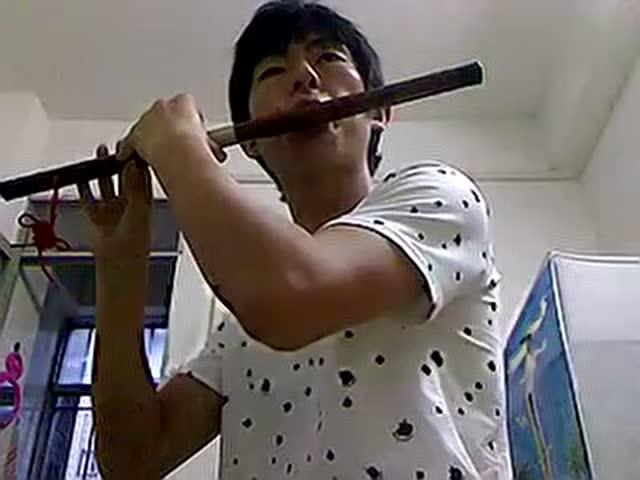 琵琶语笛子简谱f调