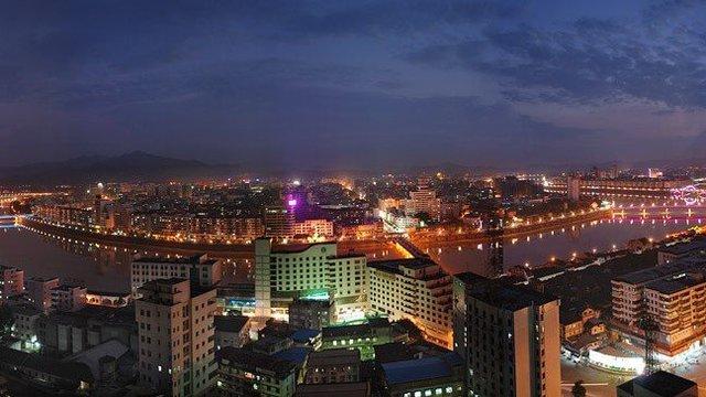 琴江梅子 梅州我的家乡