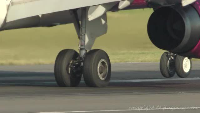 飞机的起落架是怎么工作的