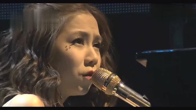 邓紫棋钢琴唯美弹唱《再见》