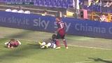 进球视频:阿萨莫阿造点球 武器点射一蹴而就