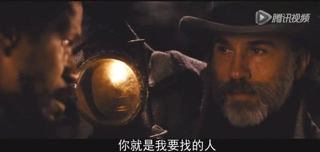 《被解救的姜戈》 中文版预告片 姜戈回归截图