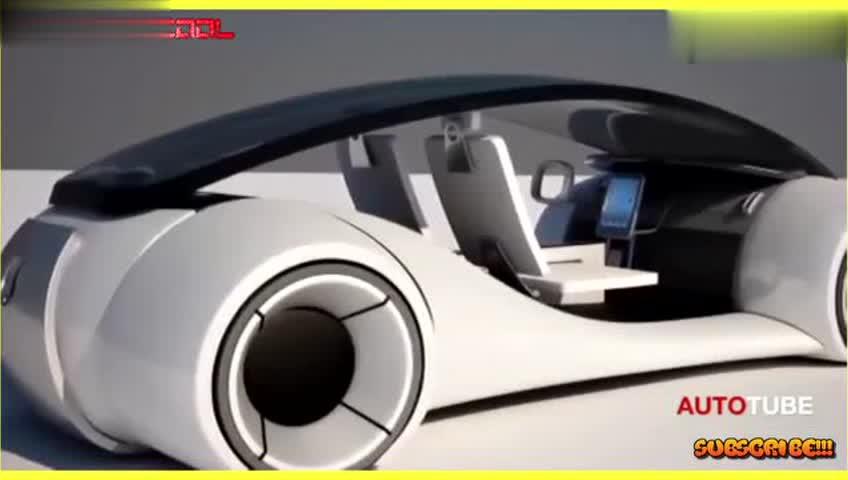 高科技跑车 未来的东西