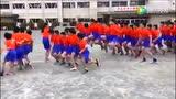 完美同步 日本小学生跳绳实力惊人