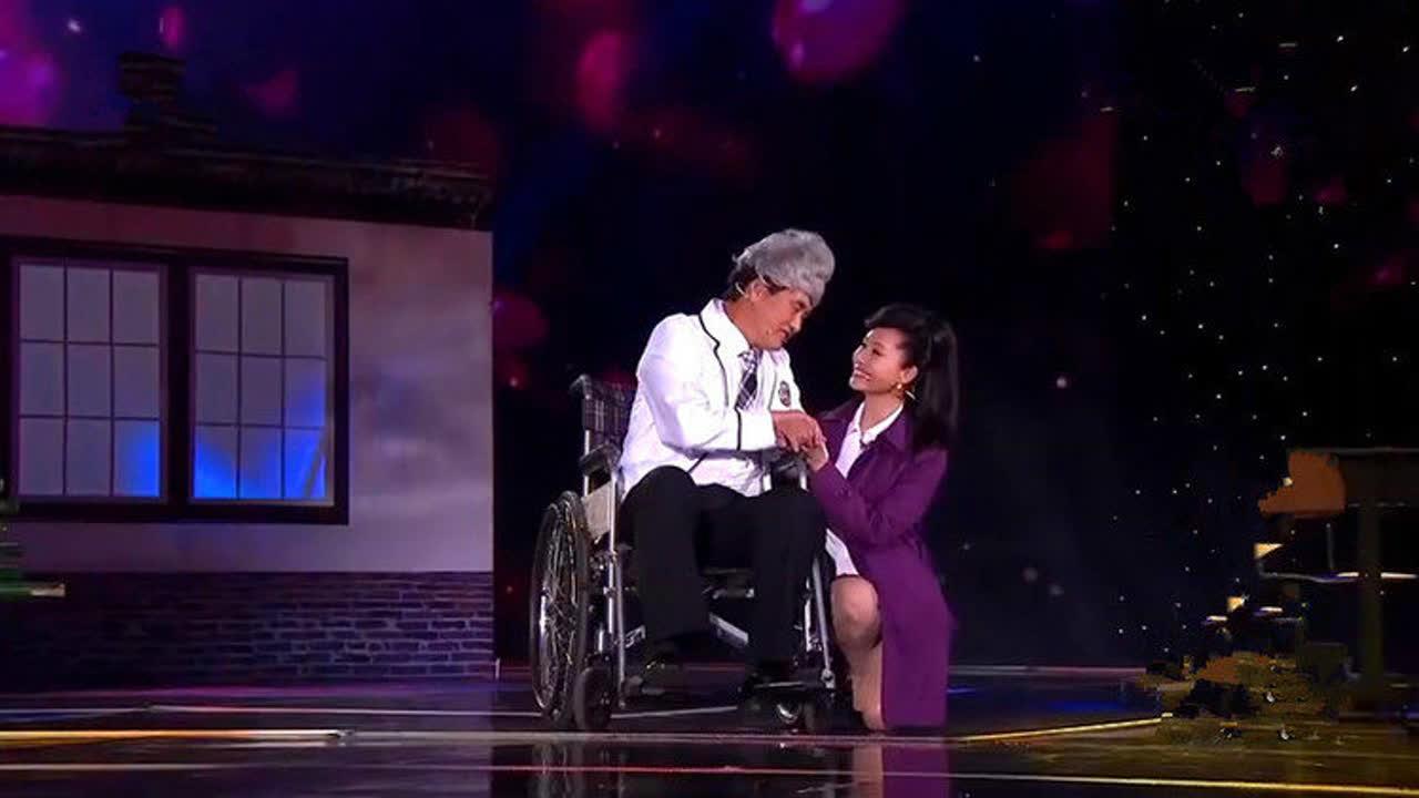 于文华与朱之文深情对唱《最浪漫的事》,直言朱之文挺帅的!图片