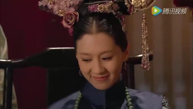 甄嬛传:大家有没有发现,孟静娴中毒身亡时的模样特别像刘诗诗