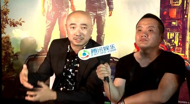专访宁浩黄渤徐峥:《心花路放》不会像《宿醉》截图