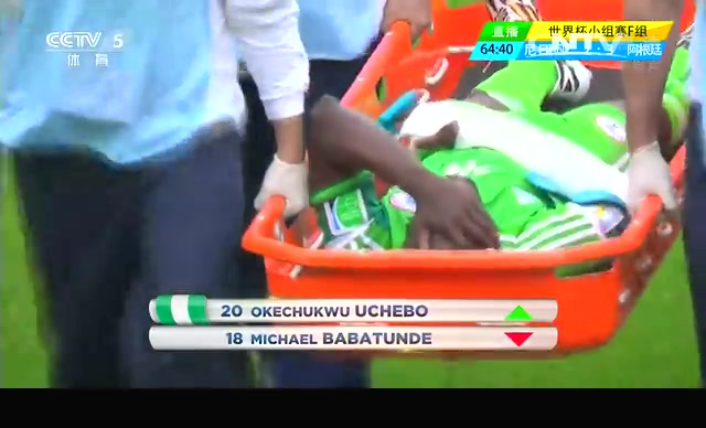 【伤退】巴巴顿德遗憾离场 '被骨折'黯然告别截图