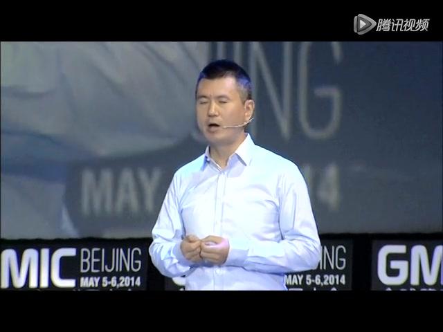 腾讯COO任宇昕:连接时代的开放格局截图