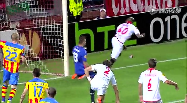 【进球】拉基蒂奇主罚任意球 姆比亚脚后跟巧射截图