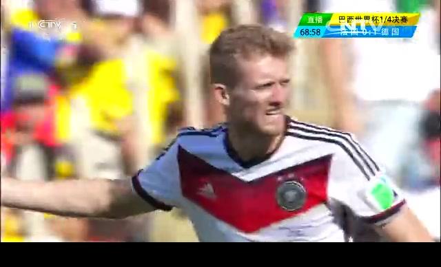 【德国集锦】法国0-1德国 胡梅尔斯头球制胜截图