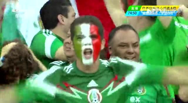 墨西哥3-1克罗地亚 强势反击击溃格子军截图