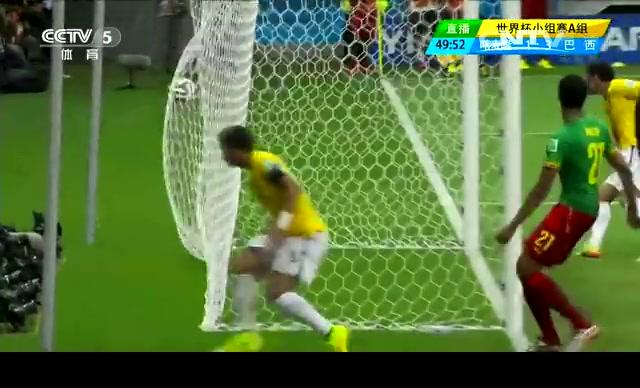 【进球】弗雷德门前头球摆渡 巴西九号终正名截图