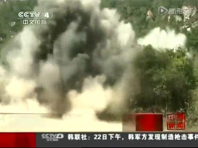 中国陆军部队展开特战化训练截图