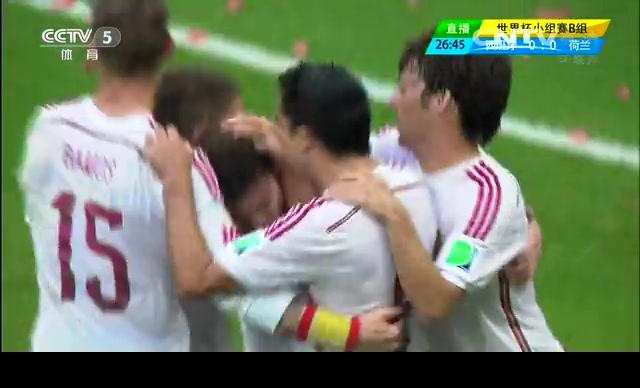 【荷兰集锦】西班牙1-5荷兰 一场大胜雪前耻截图