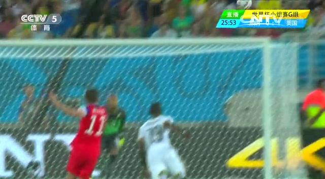 全场集锦:加纳1-2美国 布鲁克斯绝杀截图