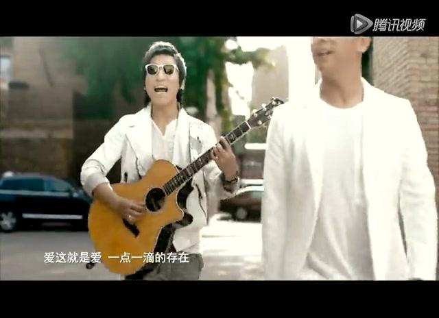 羽泉《一点一滴》MV首发 热衷公益扩散正能量
