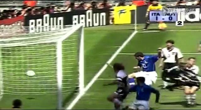 维耶里意大利国家队表演集锦截图