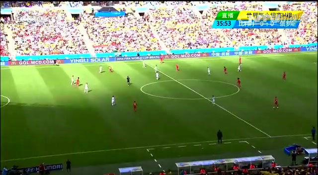 比利时1-0俄罗斯 奥里吉绝杀结束沉闷气氛截图
