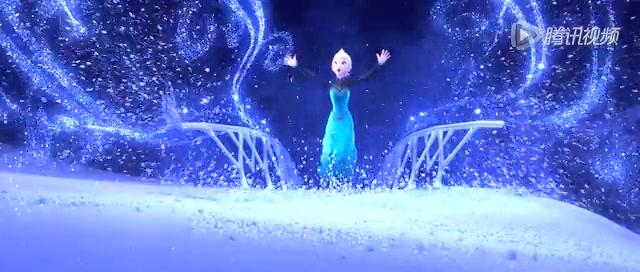 《冰雪奇缘》片段:Let It Go截图