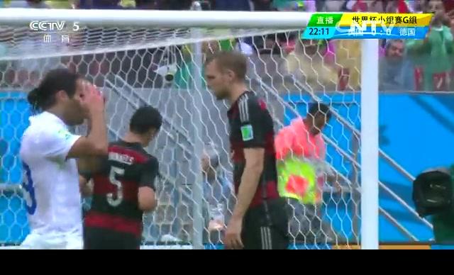 【美国集锦】美国0-1德国 补时险扳平截图