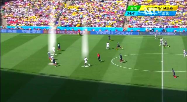 全场集锦:法国0-1德国 胡梅尔斯破门截图