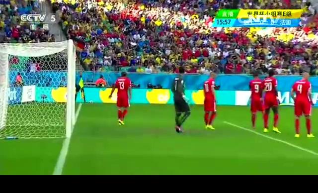 【定位球】瓦尔布埃纳角球 吉鲁首开纪录截图
