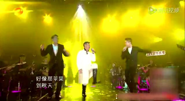 张嘉译、胡彦斌助阵韩磊 掀起欢乐民族风截图