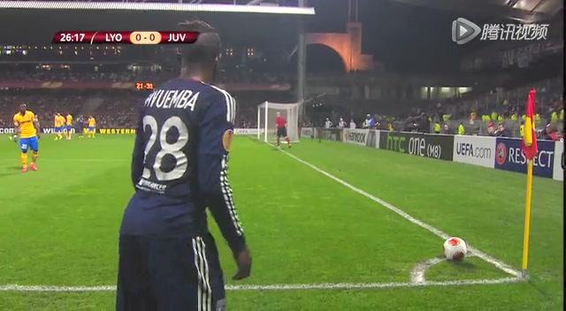 全场集锦:里昂0-1尤文图斯 博努奇制胜球截图