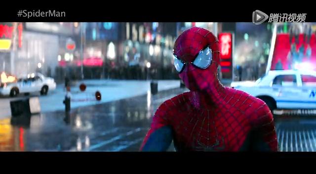 《超凡蜘蛛侠2》定档5月4日 时代广场巅峰对决截图