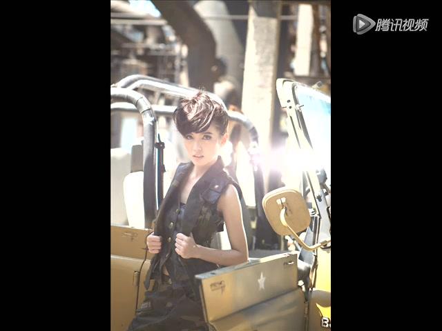 歌手郭美美献唱《下一站再爱你》截图