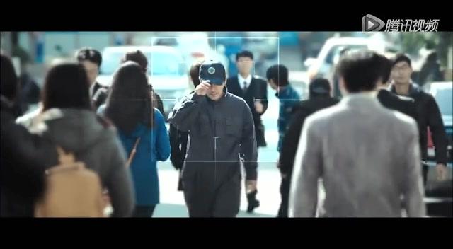 《标靶》韩国预告片截图
