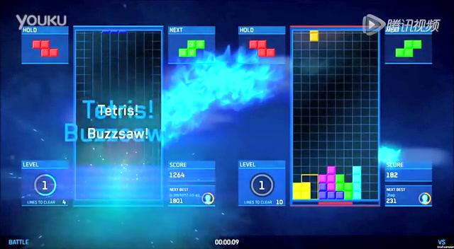 育碧联手《俄罗斯方块》开发商 游戏将登ps4和xbo