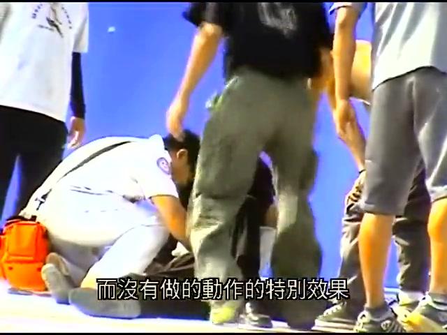 《冬荫功2:拳霸天下》特技特辑截图