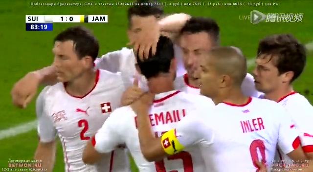 全场集锦:瑞士1-0牙买加 德尔米奇破门截图
