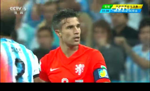 【荷兰集锦】荷兰点球2-4阿根廷 无冕之王无缘决赛截图
