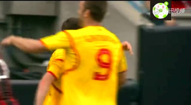 【集锦】利物浦2-0胜AC米兰 乔艾伦苏索建功截图