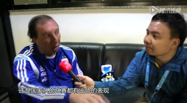 专访比拉尔多:冠军就在眼前 属于梅西时代截图