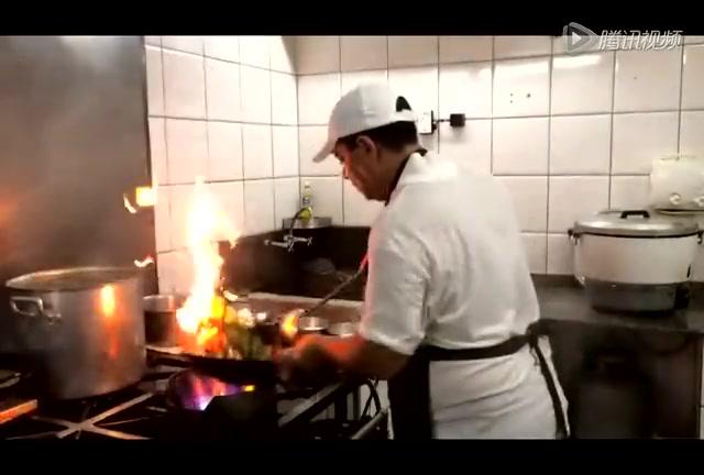 巴西厨子掌勺中韩料理截图