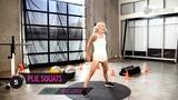 美女简单健身教你打造天后麦莉·赛勒斯性感美腿