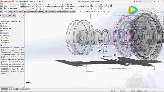 s的工程图中,螺纹孔标注的问题