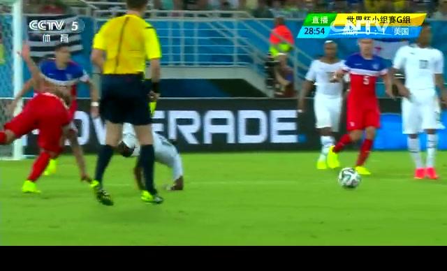 【加纳集锦】加纳1-2美国 阿尤破门无奈遭绝杀截图