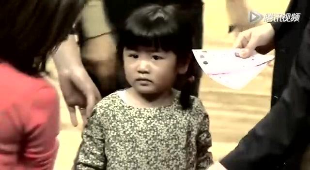 姚明与女儿温馨镜头 网友曝其参加爸爸去哪儿截图