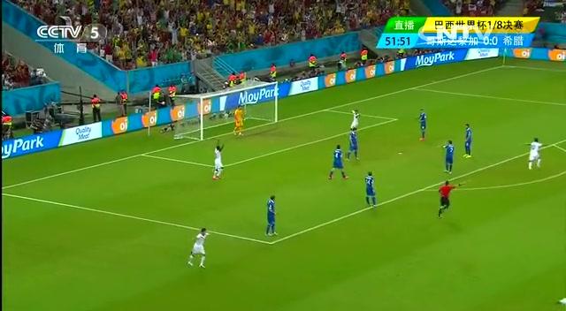 全场集锦:哥斯达黎加1-1希腊 点球5-3创造历史截图
