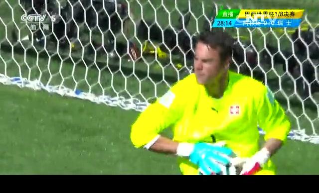 【瑞士集锦】阿根廷1-0瑞士 一球饮恨无缘八强截图