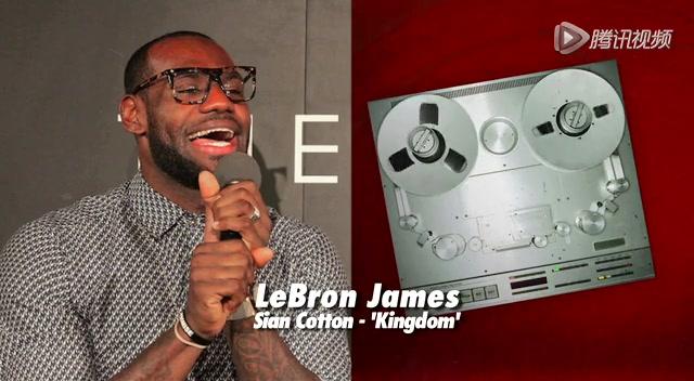 詹姆斯录好友歌曲 个人Rap单曲完整聆听截图